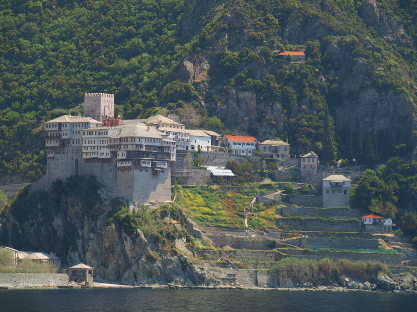 Манастир Дионисий Атон