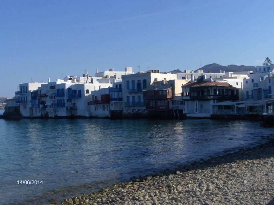 Малката Венеция на Миконос