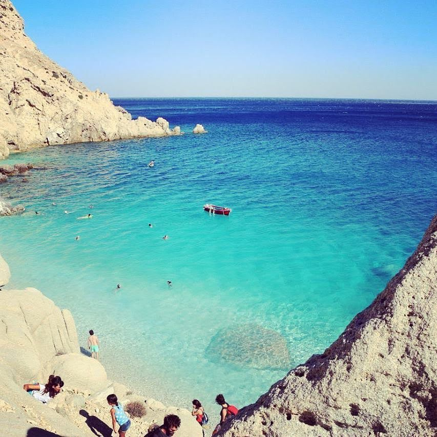 Плаж Сейшелес на Икария