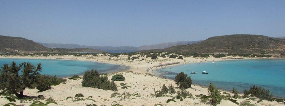 Плаж Симос на остров Елафонисос