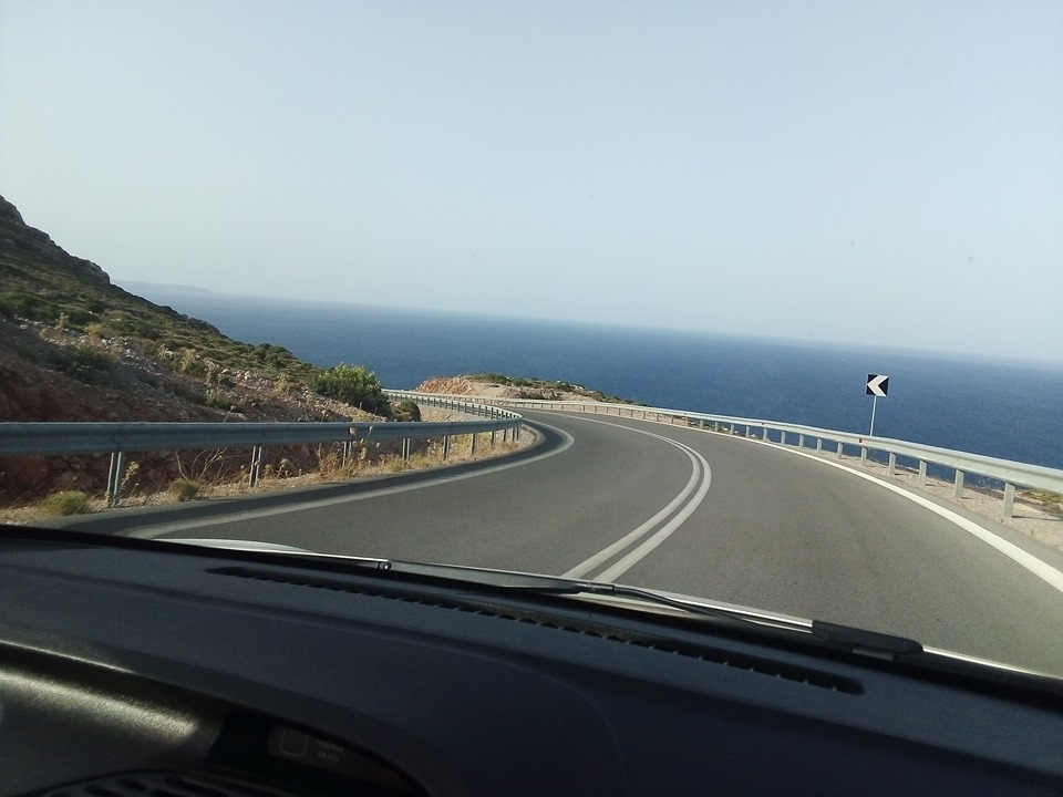 път в Пелопонес