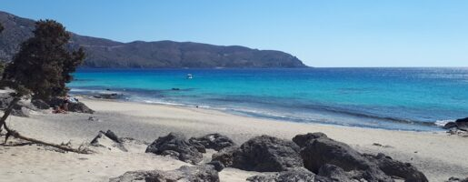 плаж Кедродасос о. Крит
