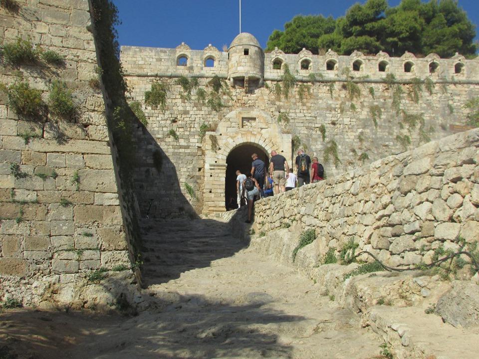 Крепостта Фортеза Ретимно