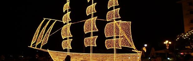 типична гръцка коледна украса