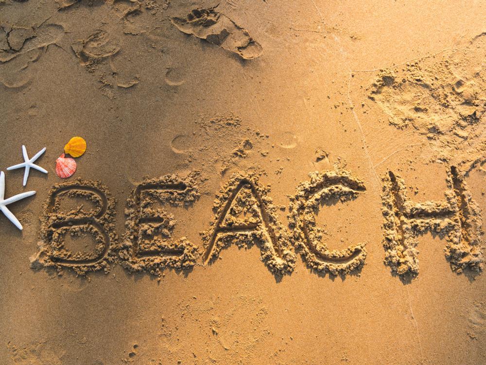 гръцки пясъчен плаж