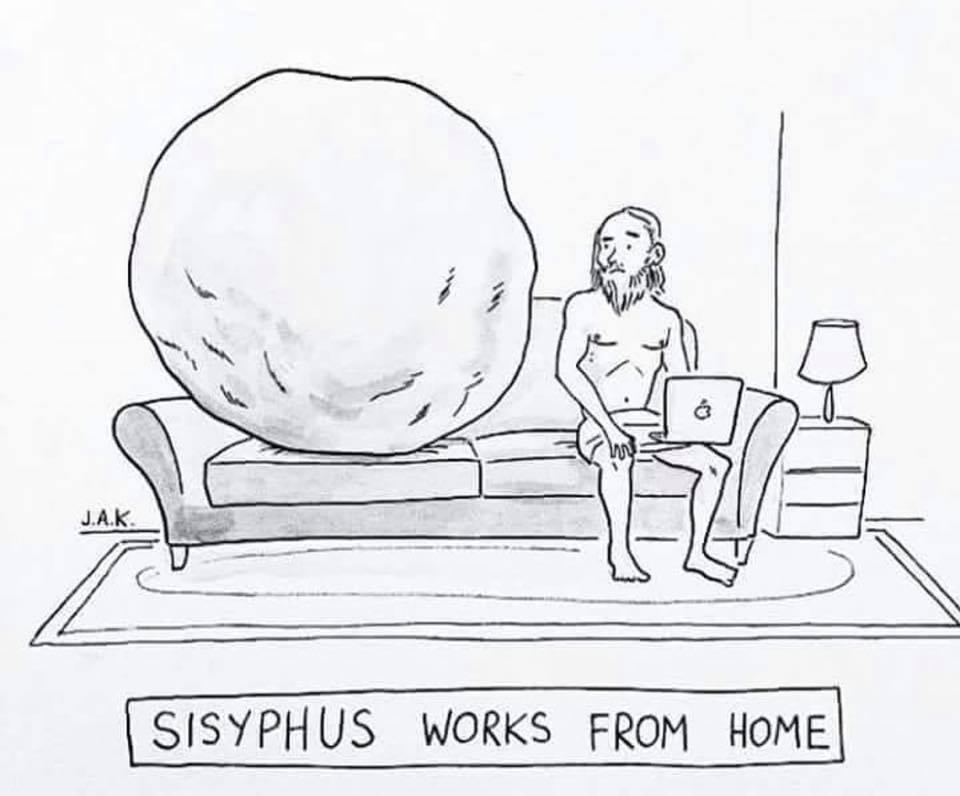 Сизив работи от вкъщи