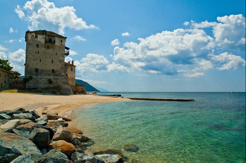 плажа на Урануполи