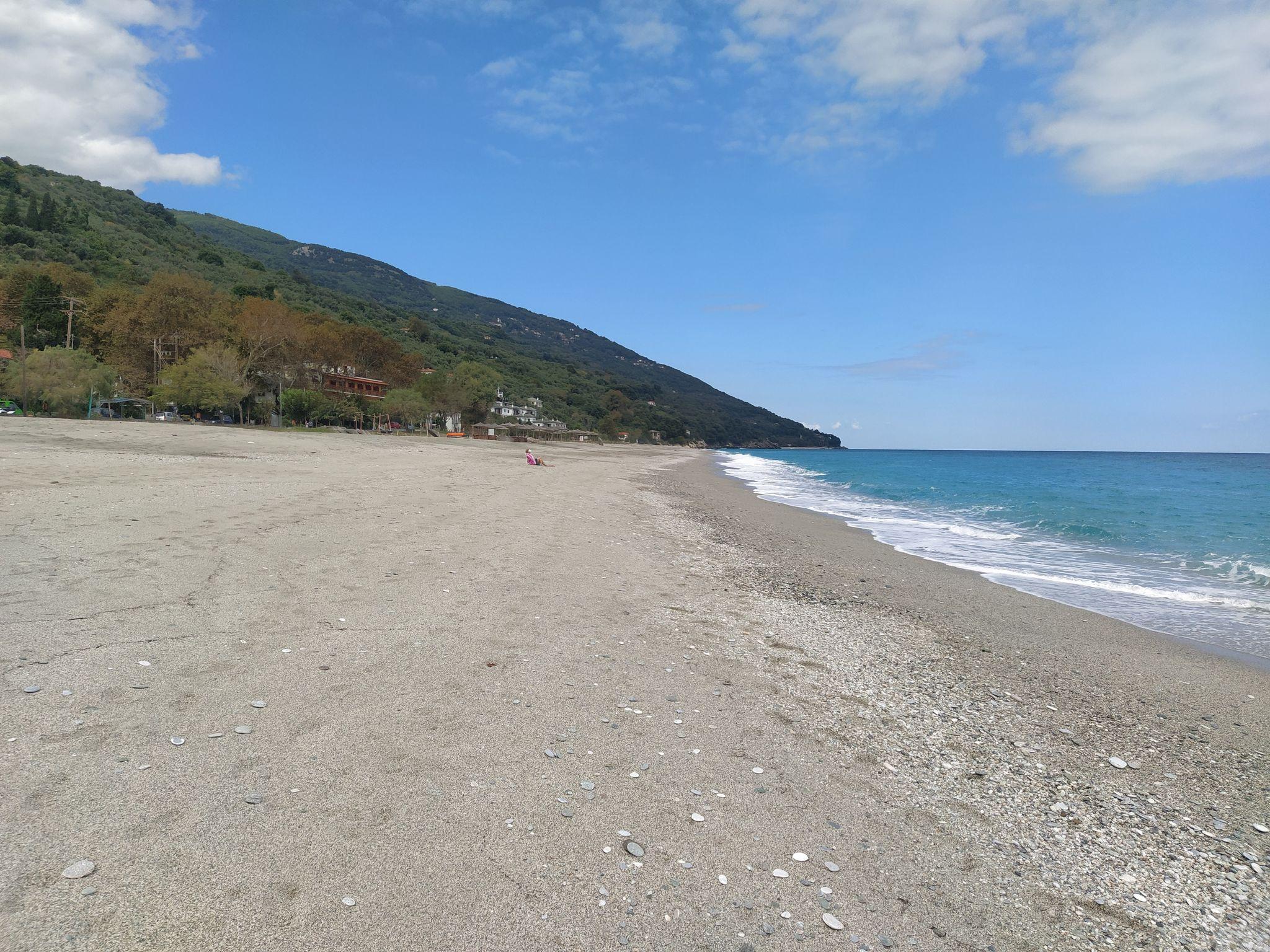 Плаж Хоревто, Пилио