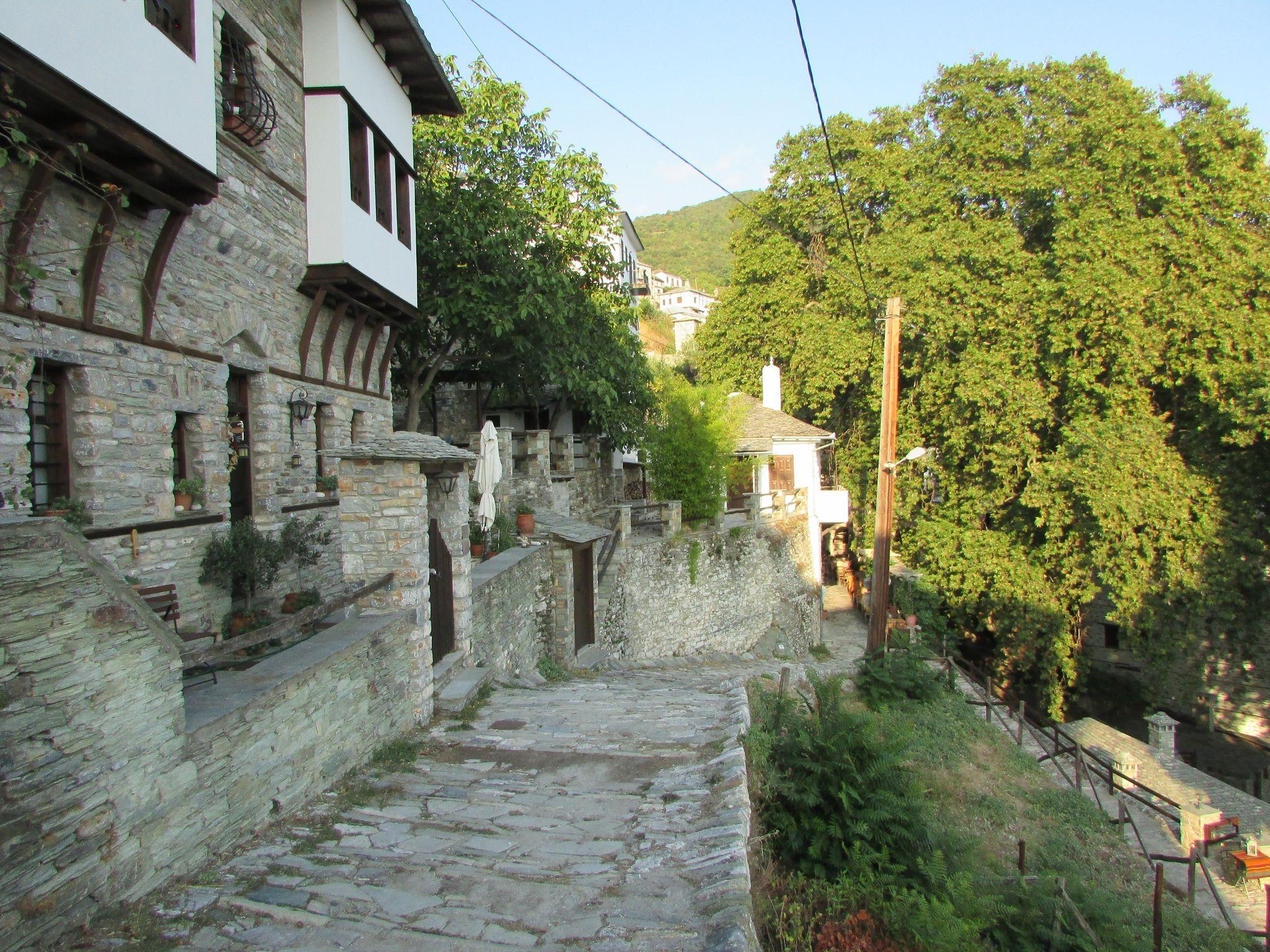 Архитектура в село Макриница