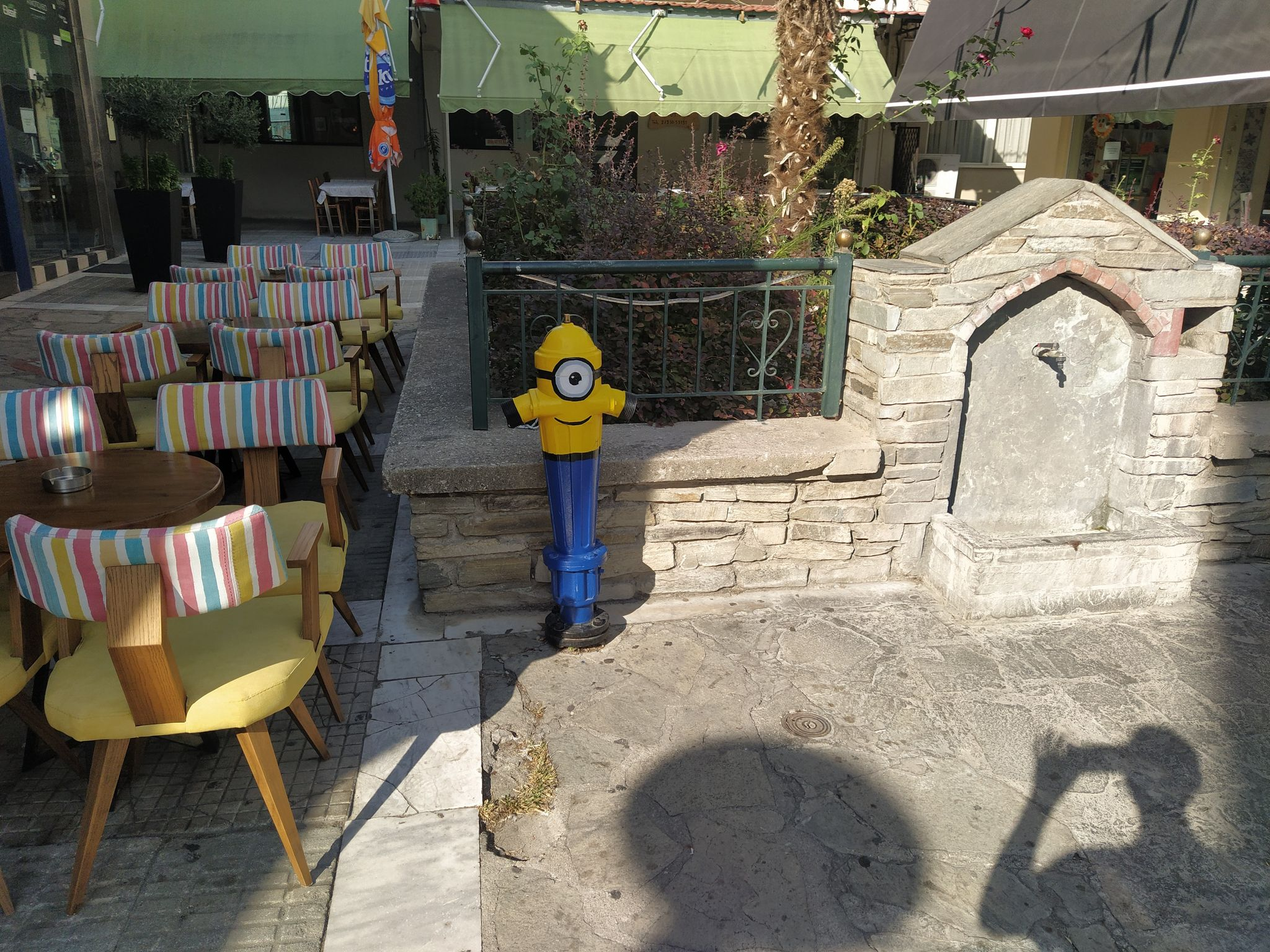 улично изкуство, Серес