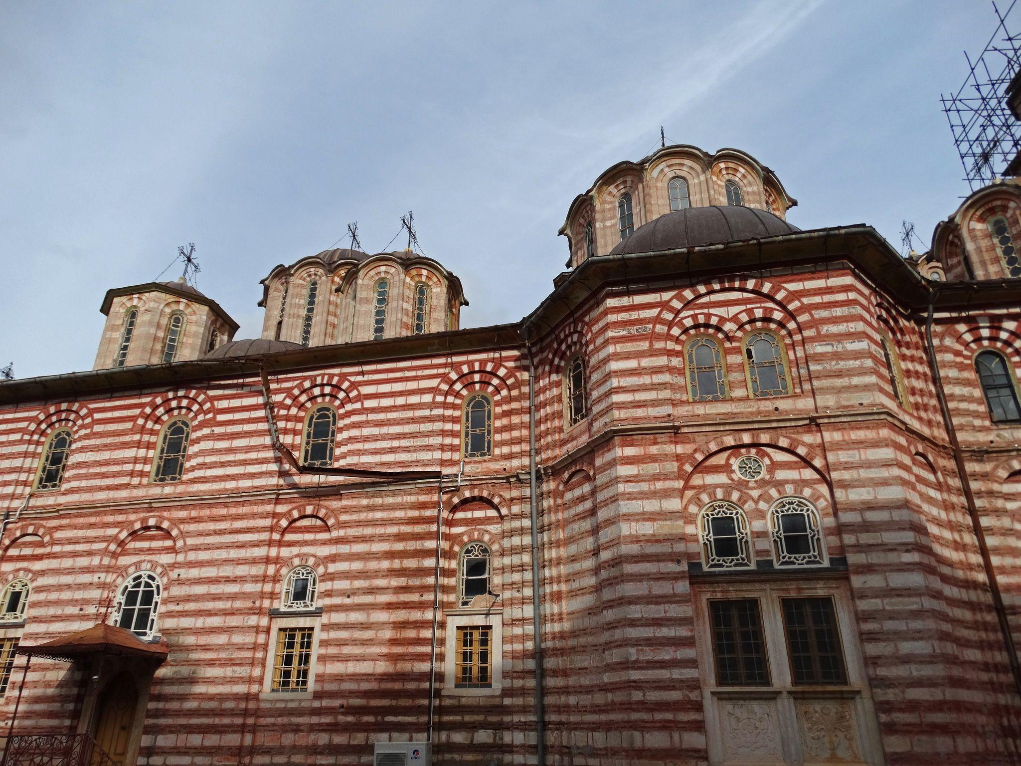 Българският манастир на Атон