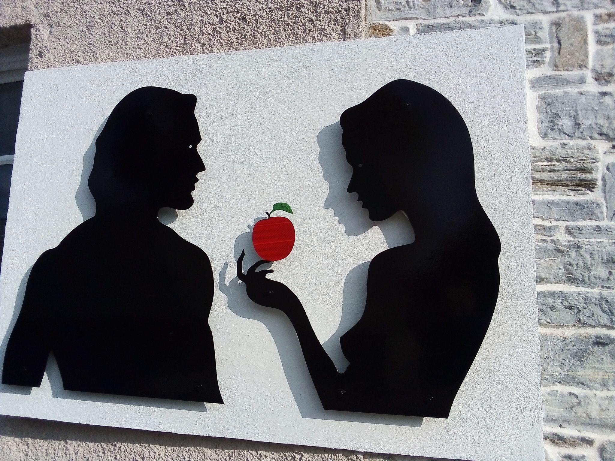 Ябълката на раздора в Пилио