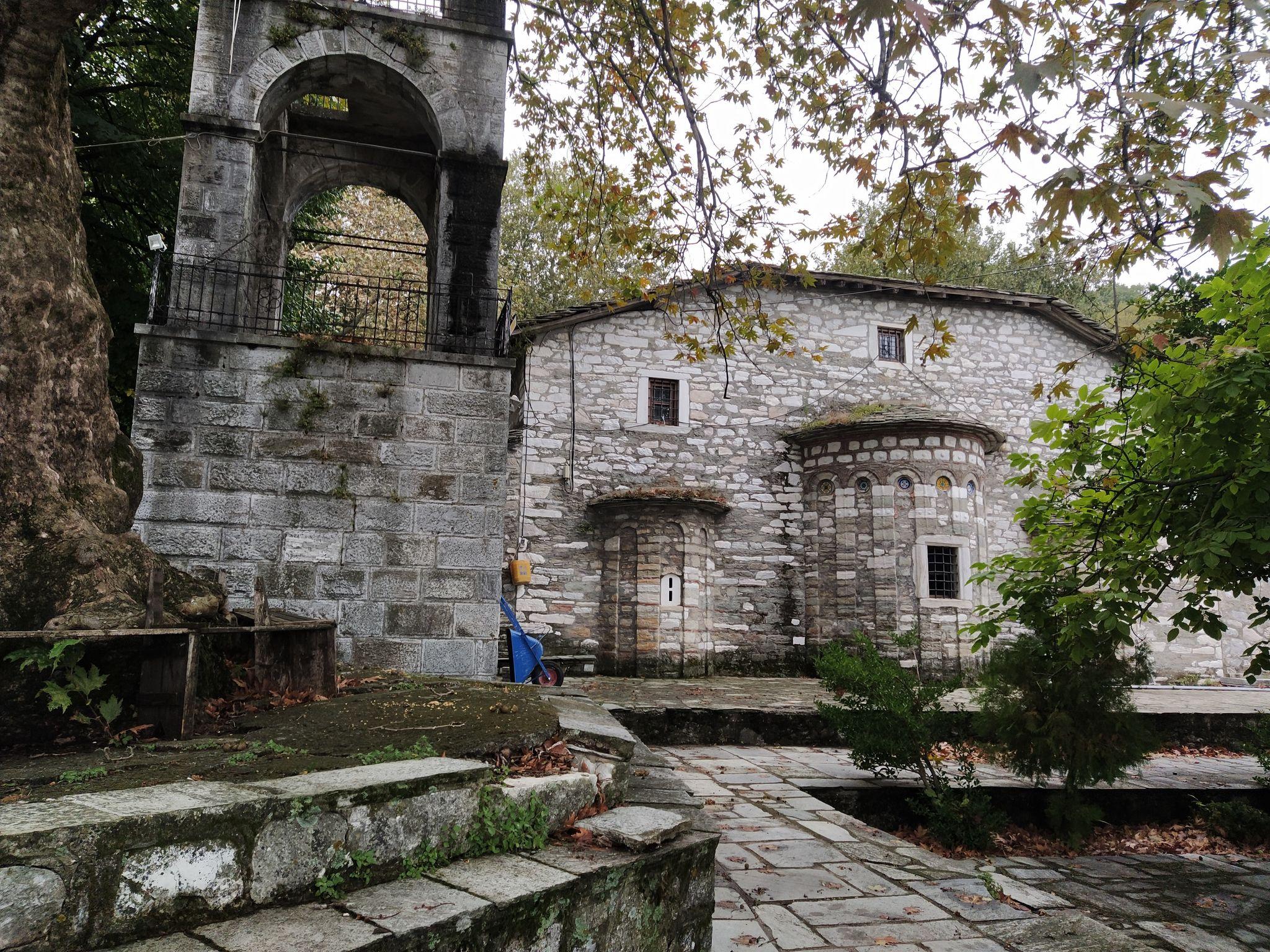 Църква Агиа Марина, Киссос