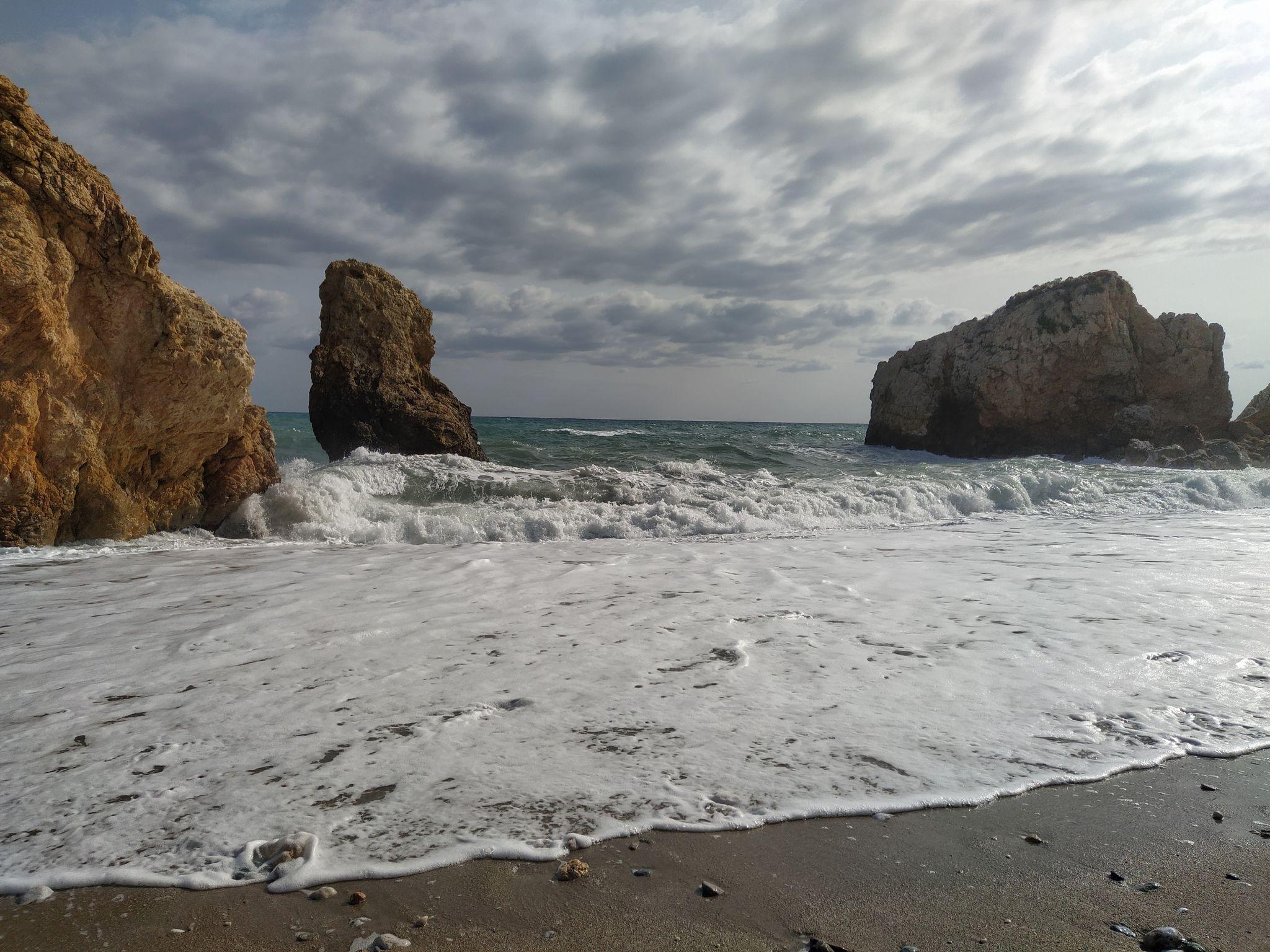Плаж Потискита, Пилио