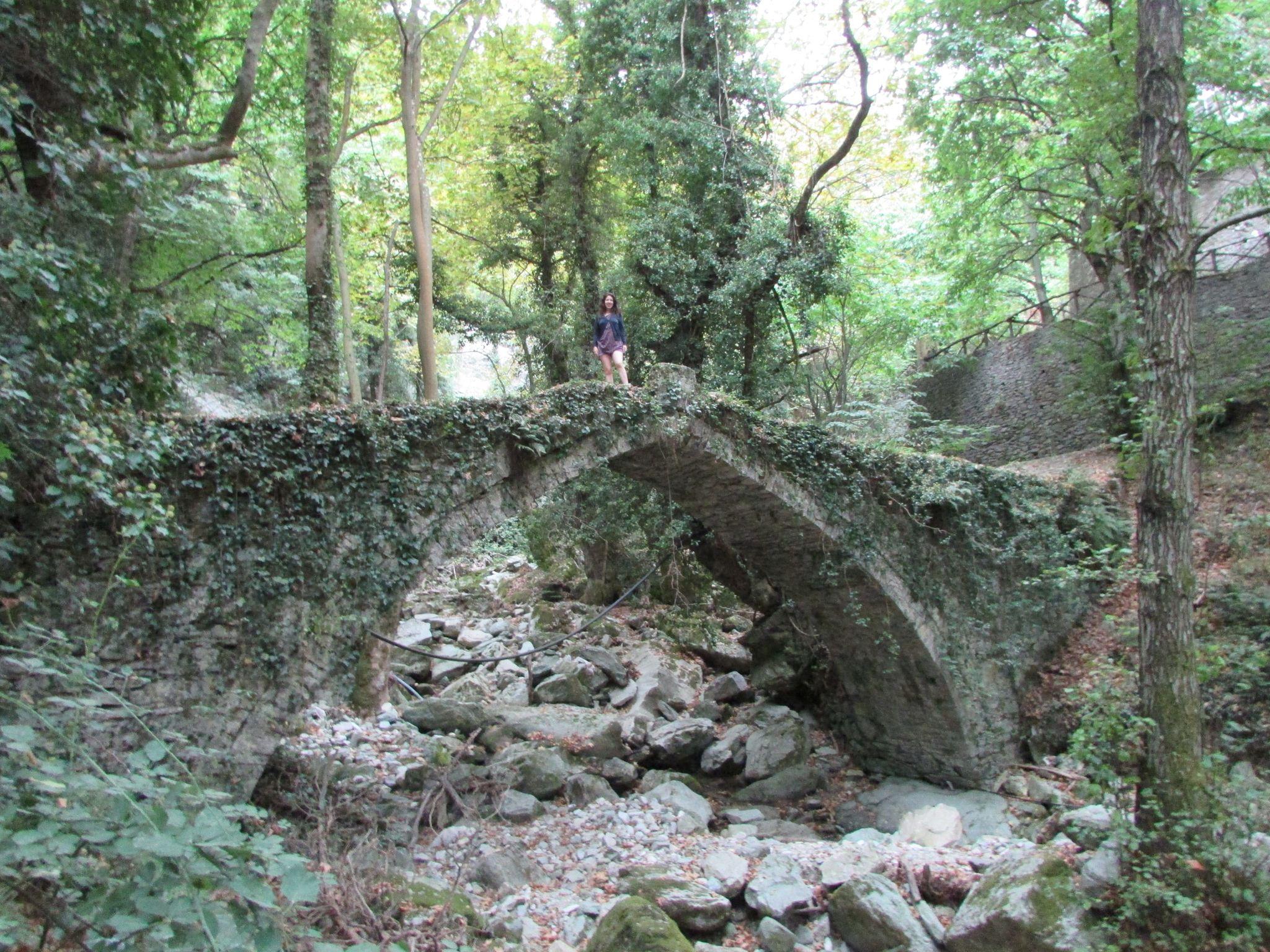 Каменен мост в Цагарада