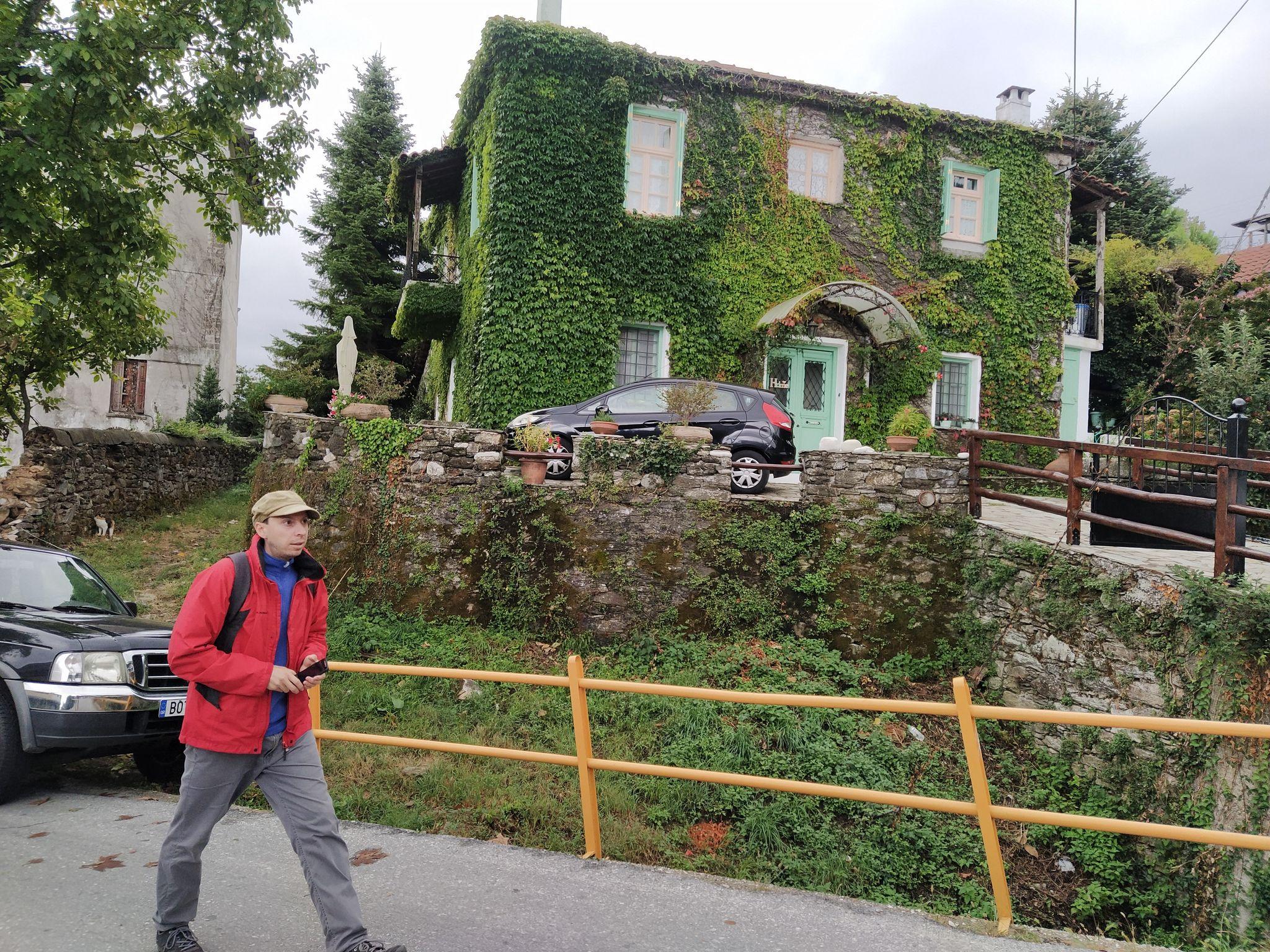 къщичка в село Загора
