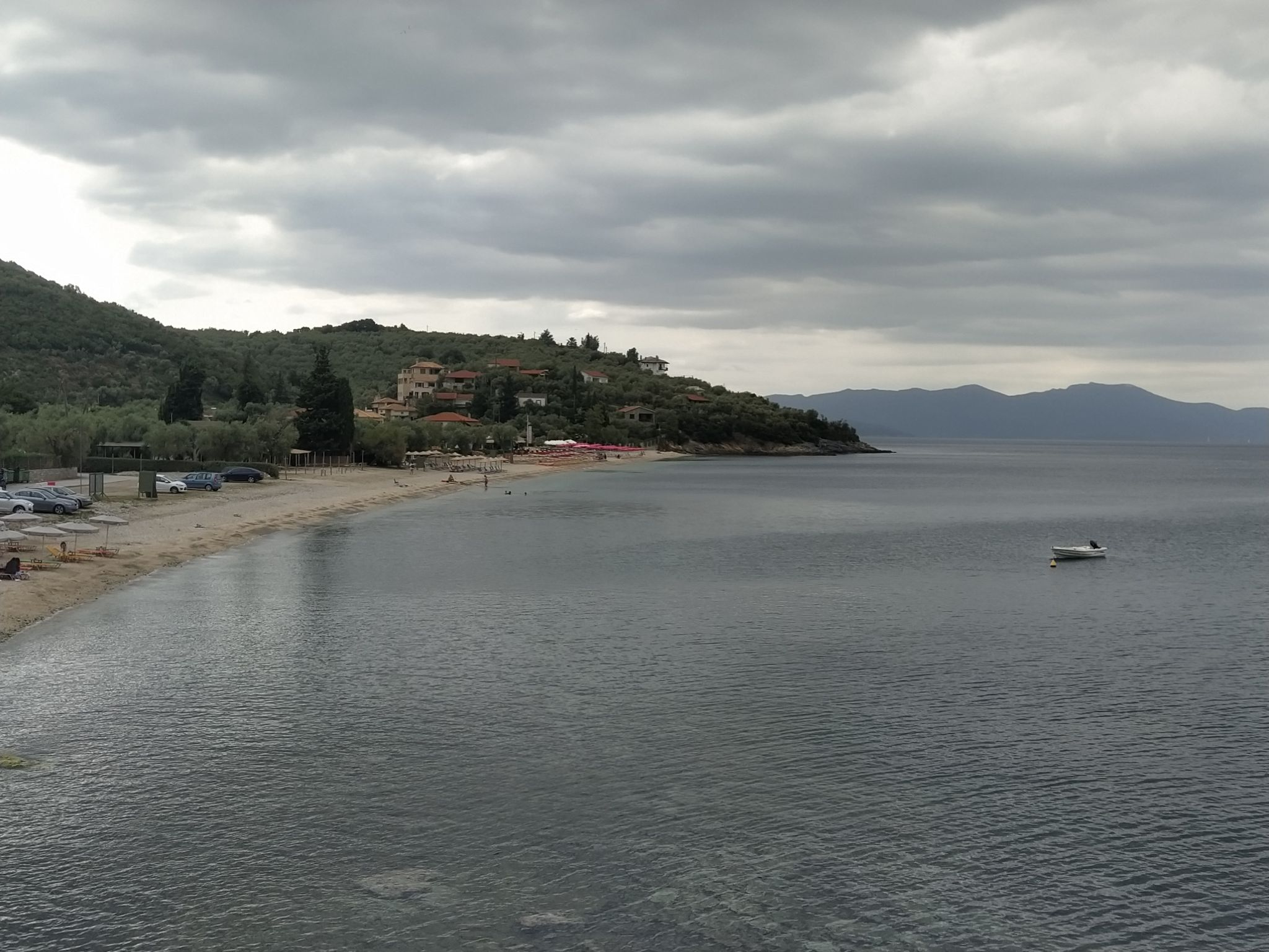 курорта Афисос Пилио
