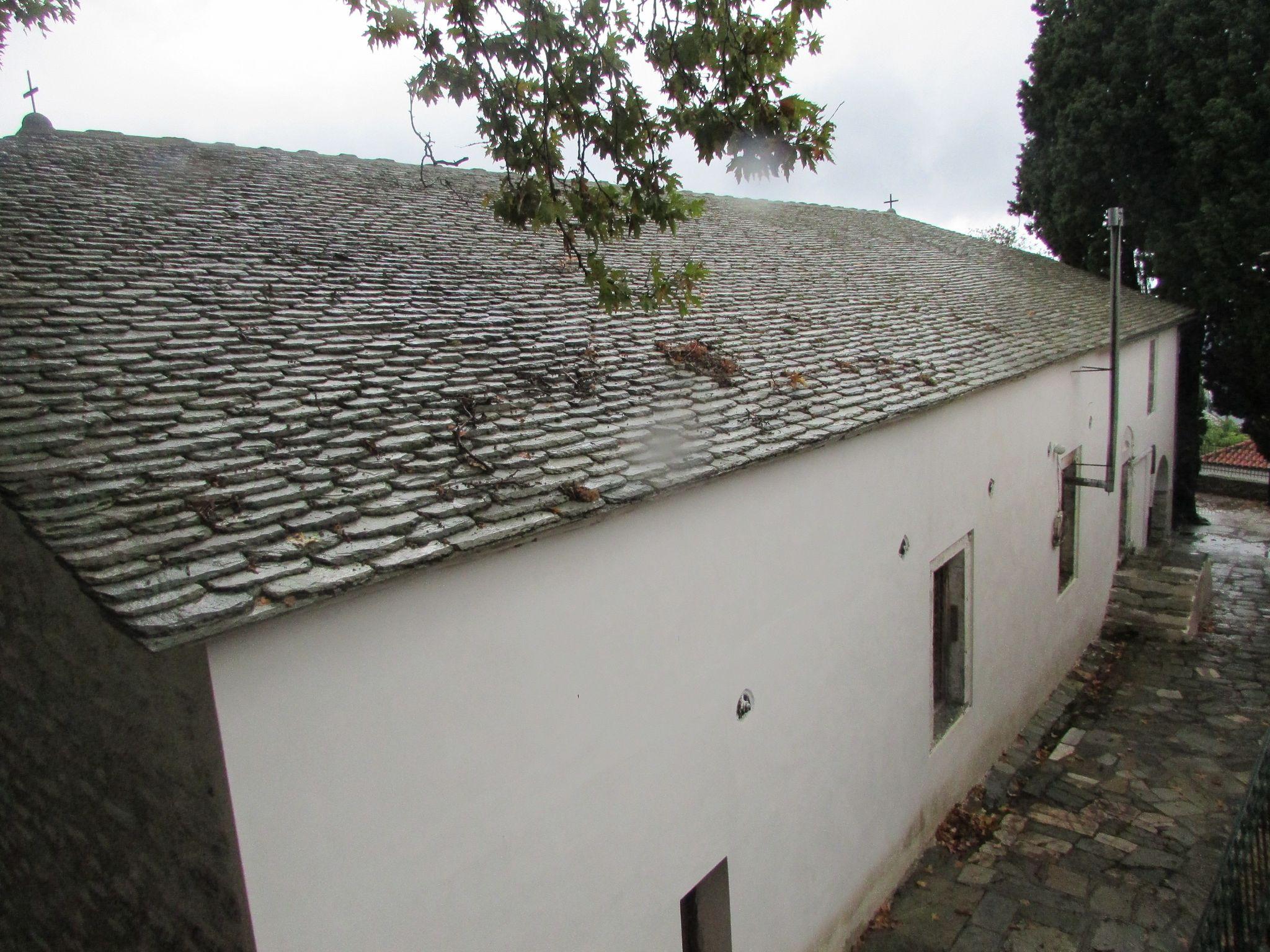Църквата в Агиос Лаврентиос, Пилио