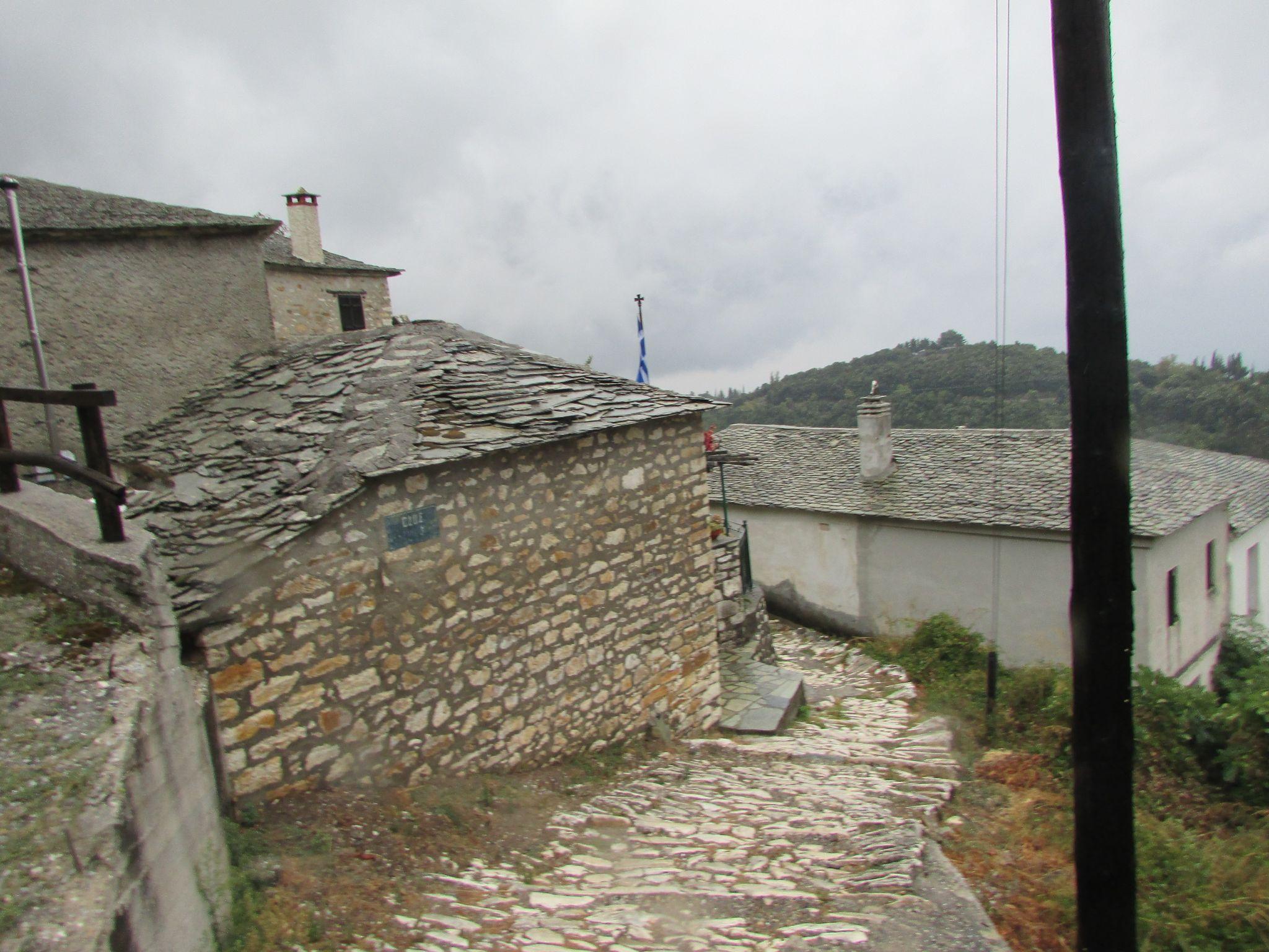 Тиклени покриви в Пинакатес
