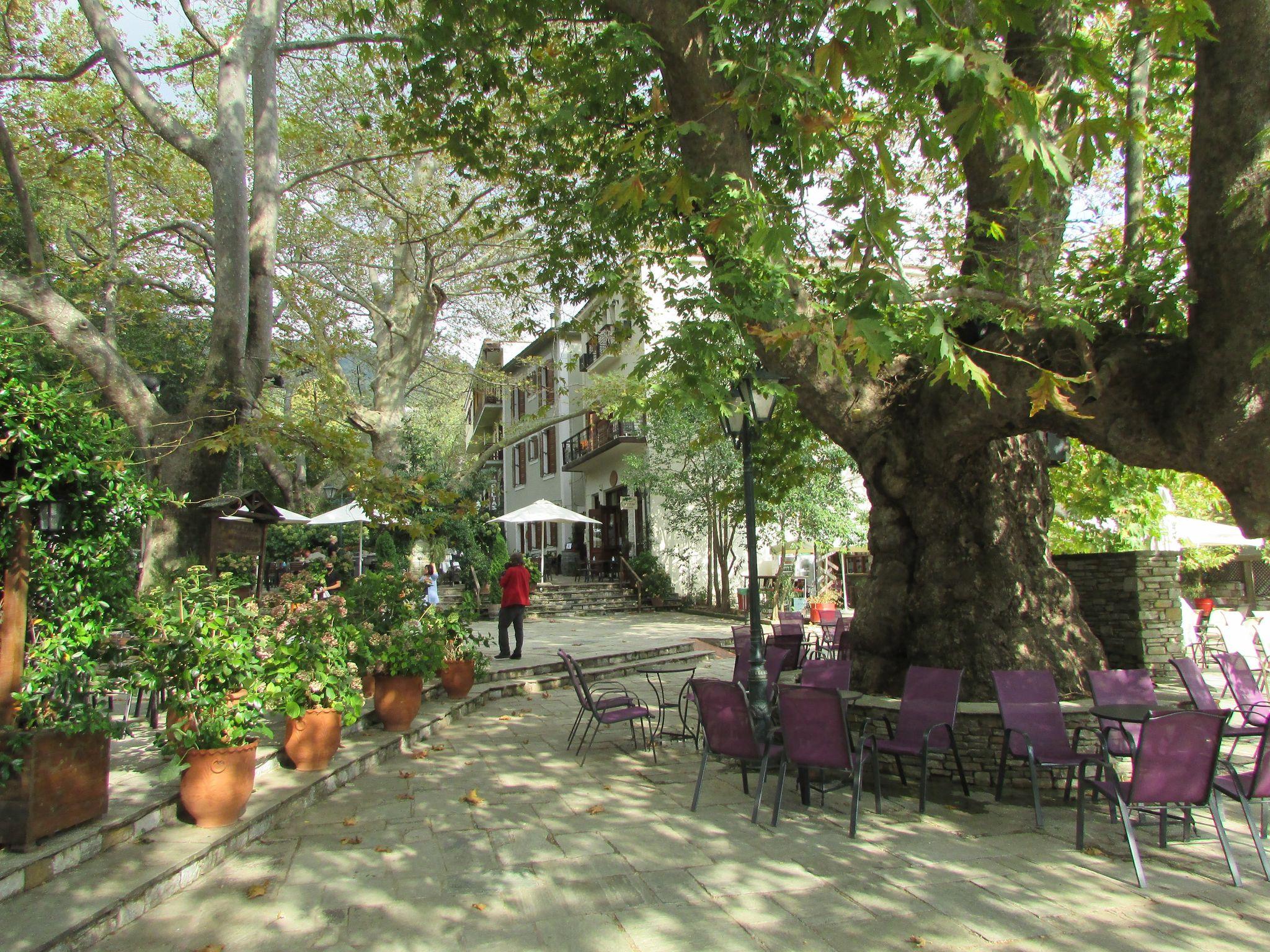 площад Мелина Меркури в Портариа