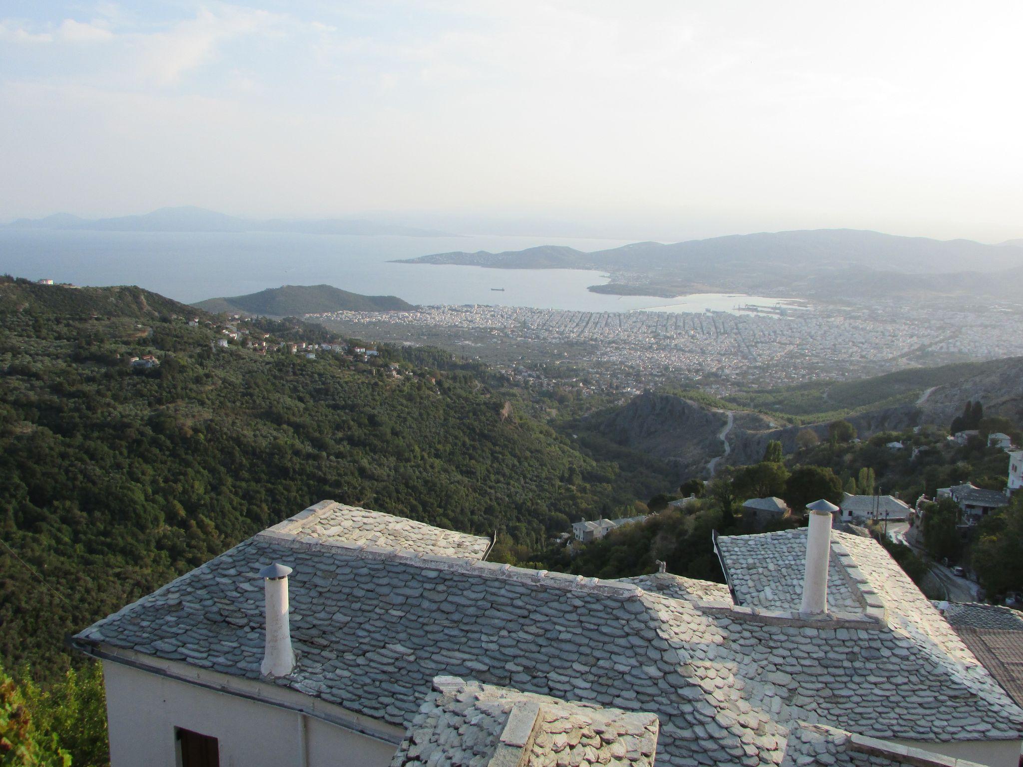 Панорама от Макриница