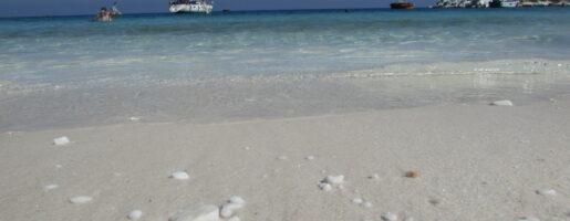 Мраморният плаж на Тасос