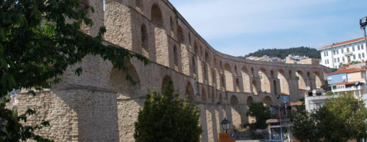 Акведукта на Кавала