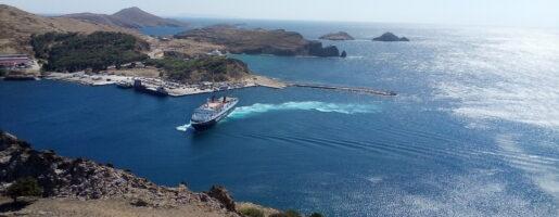 Ферибот на Лимнос
