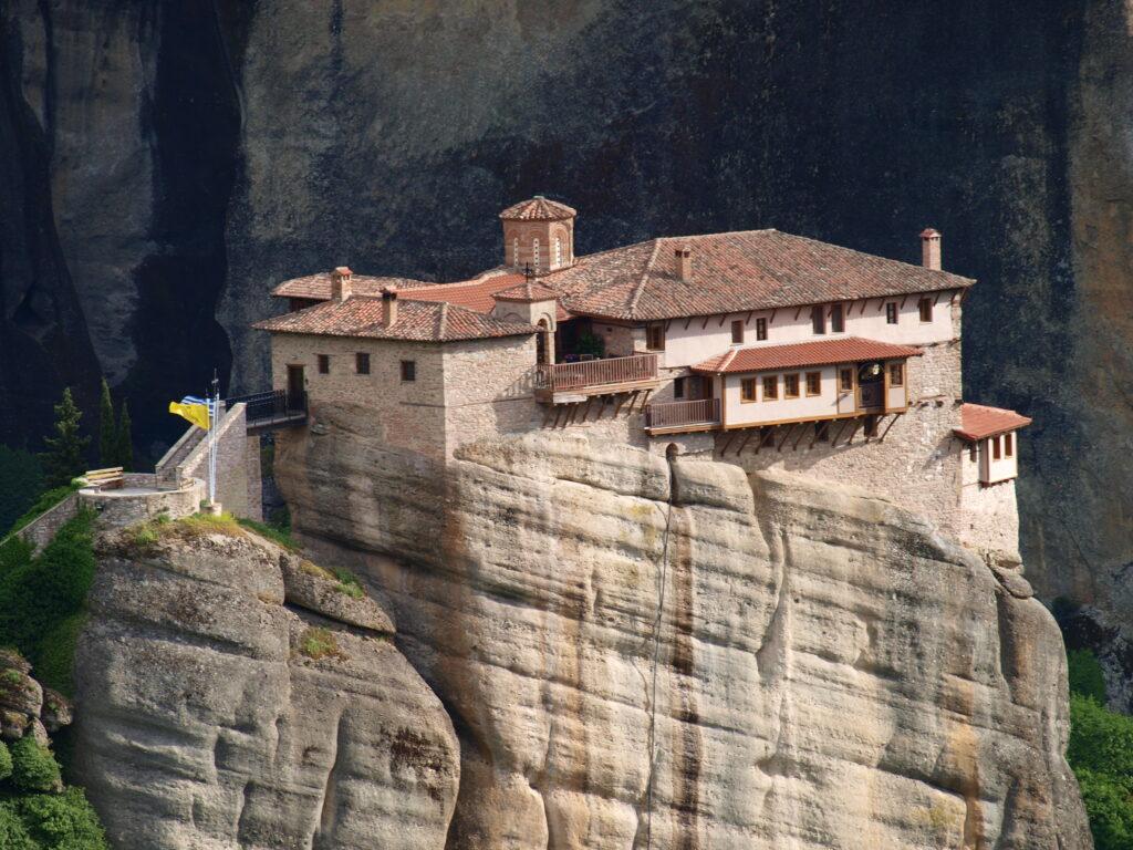 Манастир на Метеора