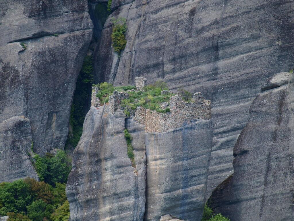 Запустял манастир на Метеора