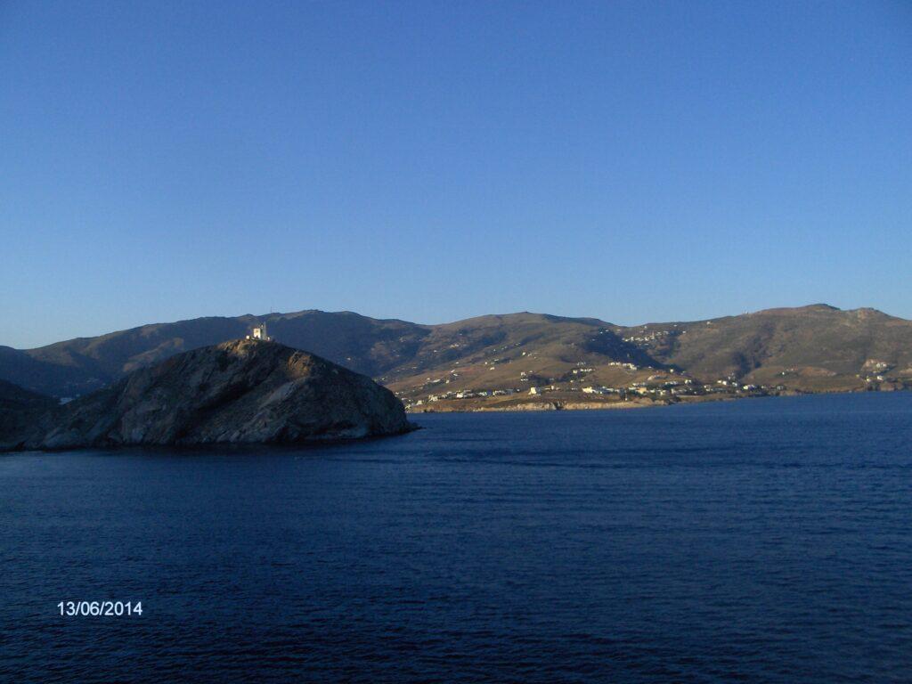 Пейзаж от цикладниски острови