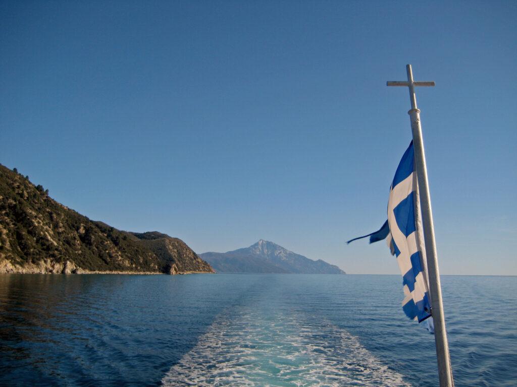 фериботни линии Гърция